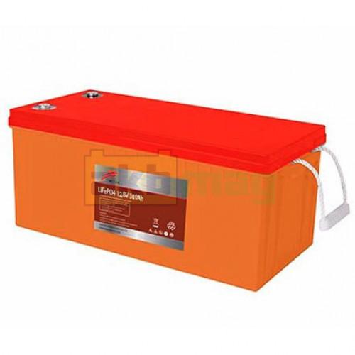 Аккумулятор Ritar LiFePO4 12V 300AH (BMS 300)