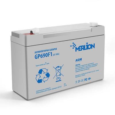 Аккумулятор Merlion GP690F1