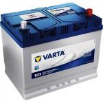Varta 6СТ-70 E23 Blue Dynamic