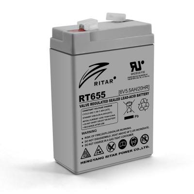 Аккумулятор Ritar RT655