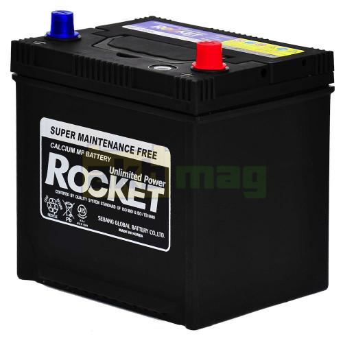 Автомобильный аккумулятор Rocket 6СТ-50 50D20L