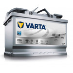 Varta 6СТ-70 E39 Silver Dynamic AGM