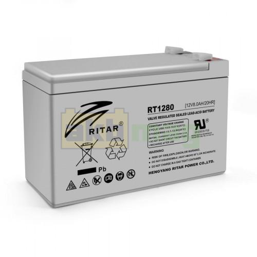 Аккумулятор Ritar RT1280