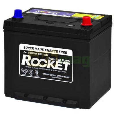 Автомобильный аккумулятор Rocket 6СТ-65 75D23L