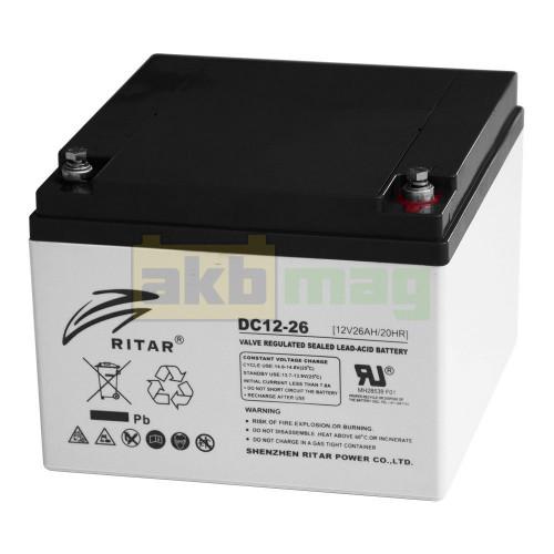 Аккумулятор Ritar RT12260