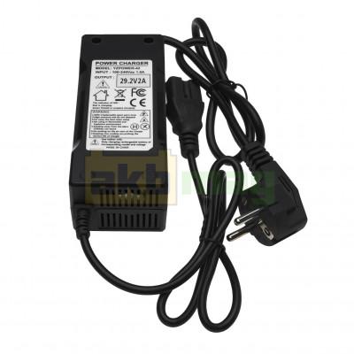 Зарядное устройство Tianlan LiFePO4 24V 2A