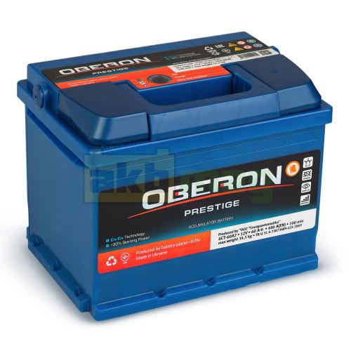 Автомобильный аккумулятор Oberon 6СТ-60 Prestige