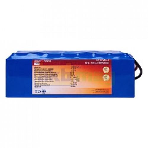 Аккумулятор LogicPower LiFePO4 12V 100AH (BMS 80)