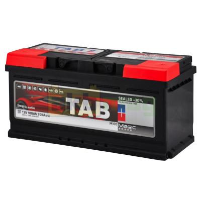 Аккумулятор TAB 6СТ-100 Magic