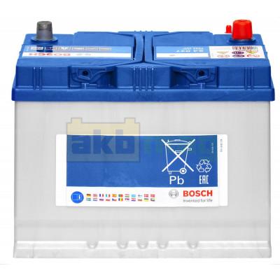 Автомобильный аккумулятор Bosch 6СТ-70 S4 027 0092S40270