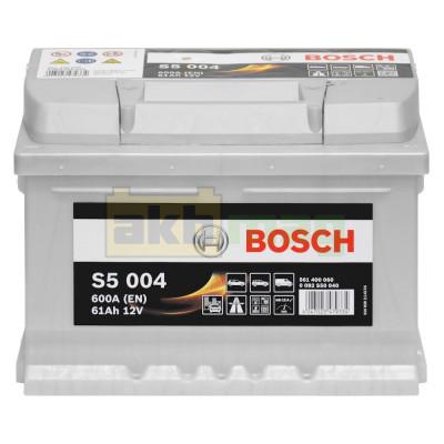Автомобильный аккумулятор Bosch 6СТ-61 S5 004 0092S50040