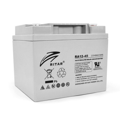 Аккумулятор Ritar RA12-45