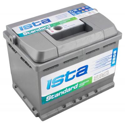 Автомобильный аккумулятор Ista 6СТ-60 Standard R