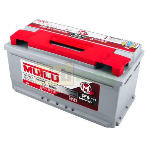 Автомобильный аккумулятор Mutlu 6СТ-95 SFB Series 3 850A