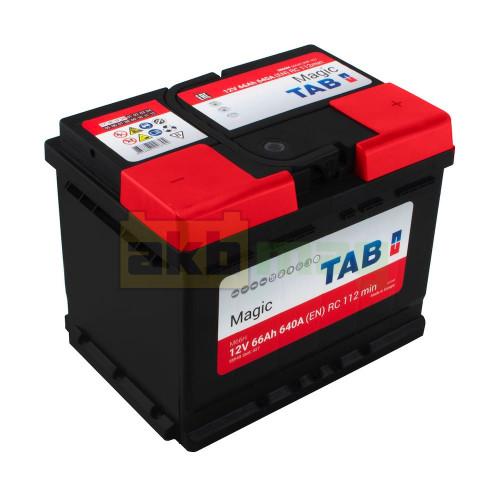 Аккумулятор TAB 6СТ-66 Magic