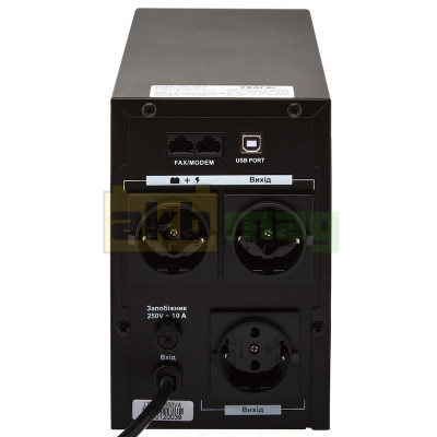 Источник бесперебойного питания LogicPower LPM-UL1100VA