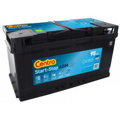 Автомобильный аккумулятор Centra 6СТ-95 Start-Stop AGM CK950