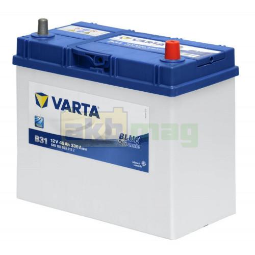 Автомобильный аккумулятор Varta 6СТ-45 B31 Blue Dynamic