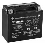 Yuasa 6СТ-18,9 YTX20HL-BS