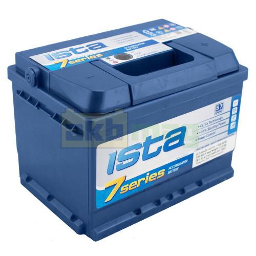Автомобильный аккумулятор Ista 6СТ-60 7 Series H R