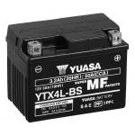 Yuasa 6СТ-3 YTX4L-BS