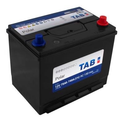 Аккумулятор TAB 6СТ-75 Polar