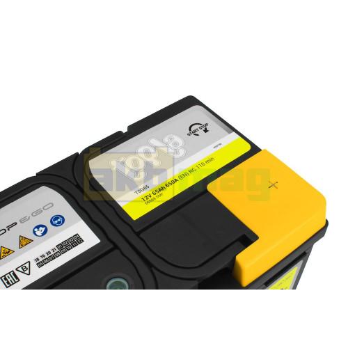 Автомобильный аккумулятор Topla 6СТ-65 Start-Stop EFB Euro
