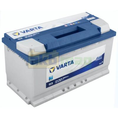 Автомобильный аккумулятор Varta 6СТ-95 G3 Blue Dynamic