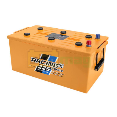 Грузовой аккумулятор Racing Force 6СТ-225