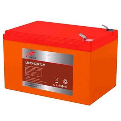 Аккумулятор Ritar LiFePO4 12V 12AH (BMS 12)