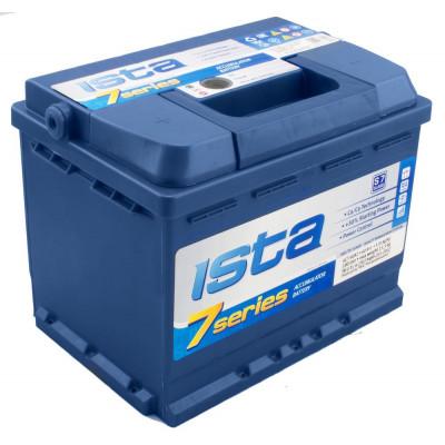 Автомобильный аккумулятор Ista 6СТ-60 7 Series 570A