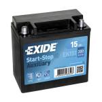 Exide 6СТ-15 EK151