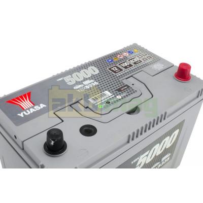 Автомобильный аккумулятор Yuasa 6СТ-100 SHP YBX5335