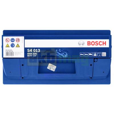 Автомобильный аккумулятор Bosch 6СТ-95 S4 013 0092S40130