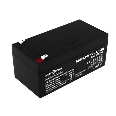 Аккумулятор LogicPower LPM12-3,3