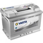 Varta 6СТ-77 E44 Silver Dynamic