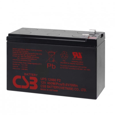 Аккумулятор CSB UPS12460