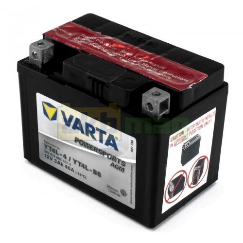 Мото аккумулятор Varta 6СТ-3 PowerSports AGM YT4L-BS