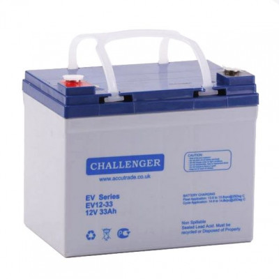 Тяговый аккумулятор Challenger EV12-33