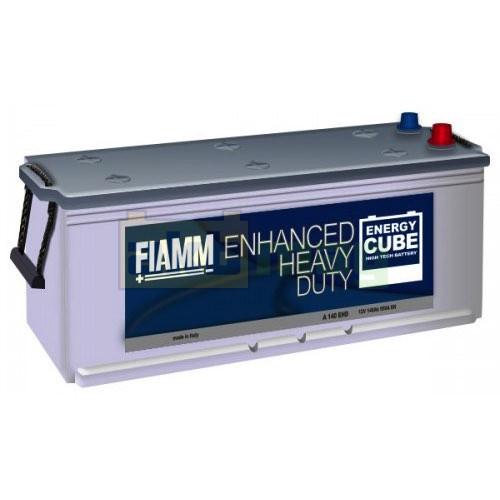 Грузовой аккумулятор Fiamm 6СТ-140 PowerCube