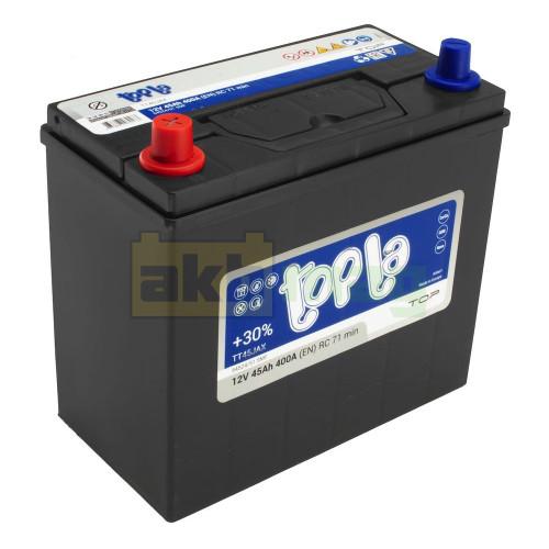 Автомобильный аккумулятор Topla 6СТ-45 Top Japan R