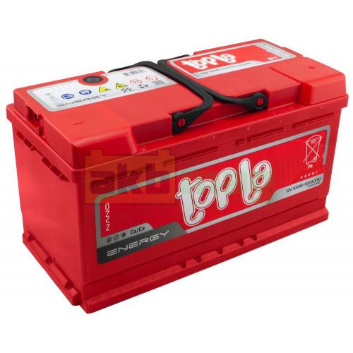 Аккумулятор Topla 6СТ-100 Energy
