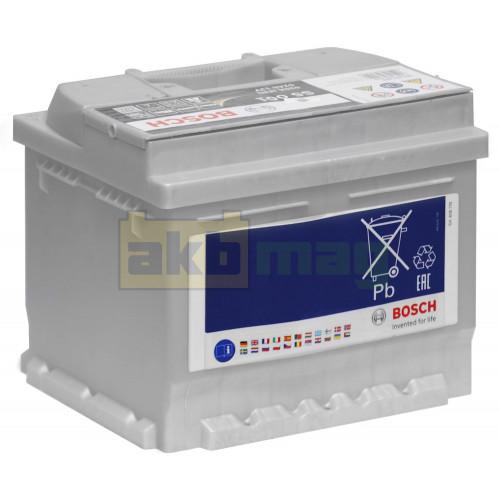 Автомобильный аккумулятор Bosch 6СТ-52 S5 001 0092S50010