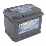 Exide 6СТ-60 Premium EA601
