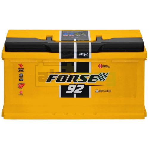 Автомобильный аккумулятор Forse 6СТ-92