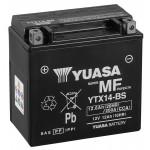 Yuasa 6СТ-12,6 YTX14-BS