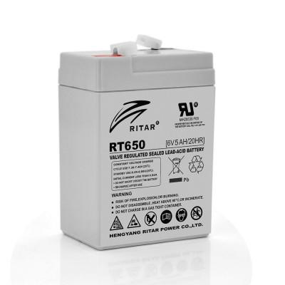 Аккумулятор Ritar RT650
