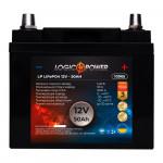 LogicPower 12V 50AH R LiFePO4