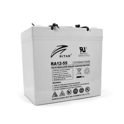 Аккумулятор Ritar RA12-55