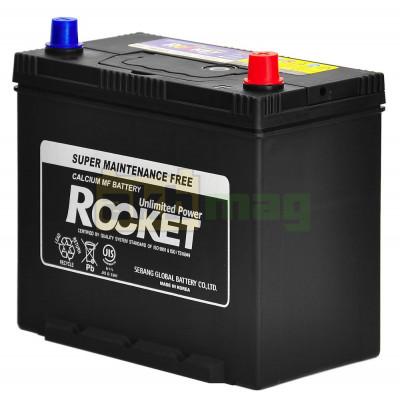Автомобильный аккумулятор Rocket 6СТ-55 75B24LS